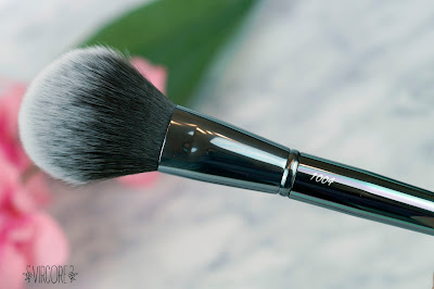 maiko brushes luxury grey 1004