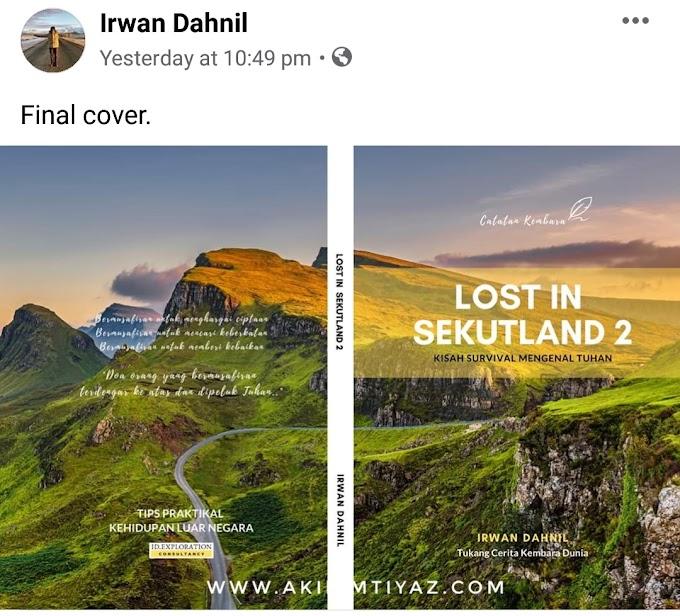 Lost In Sekutland 2 Final Cover