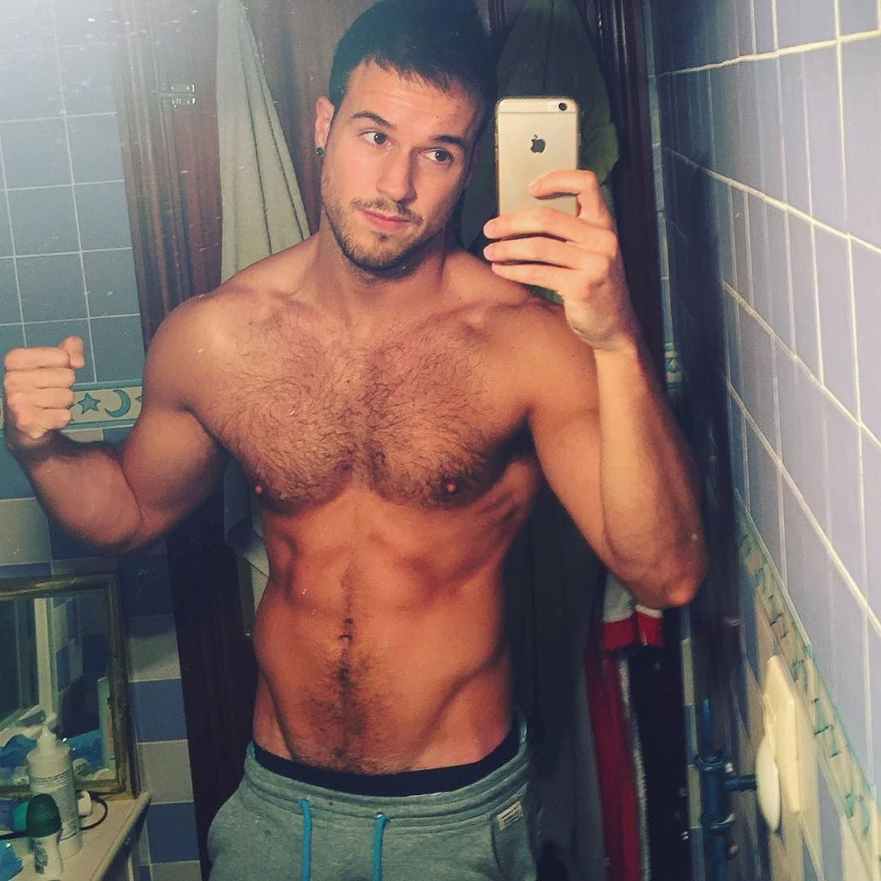 Gay Man In High Desert 66