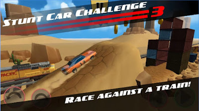 Stunt Car Challenge 3 Apk v1.17 Mod (Unlimited Money) for Android