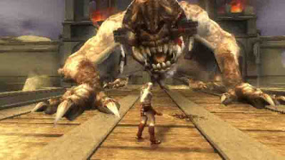 Download Game God Of War: Chains Of Olympus ISO (PSP)