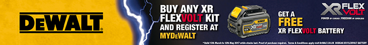 Free Dewalt Xr Flexvolt Battery