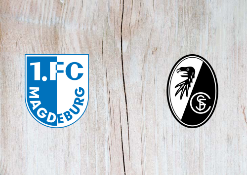 Magdeburg vs Freiburg -Highlights 10 August 2019