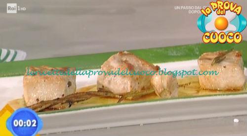 Bocconcini di maiale alla cacciatora ricetta Salvatori da Prova del Cuoco