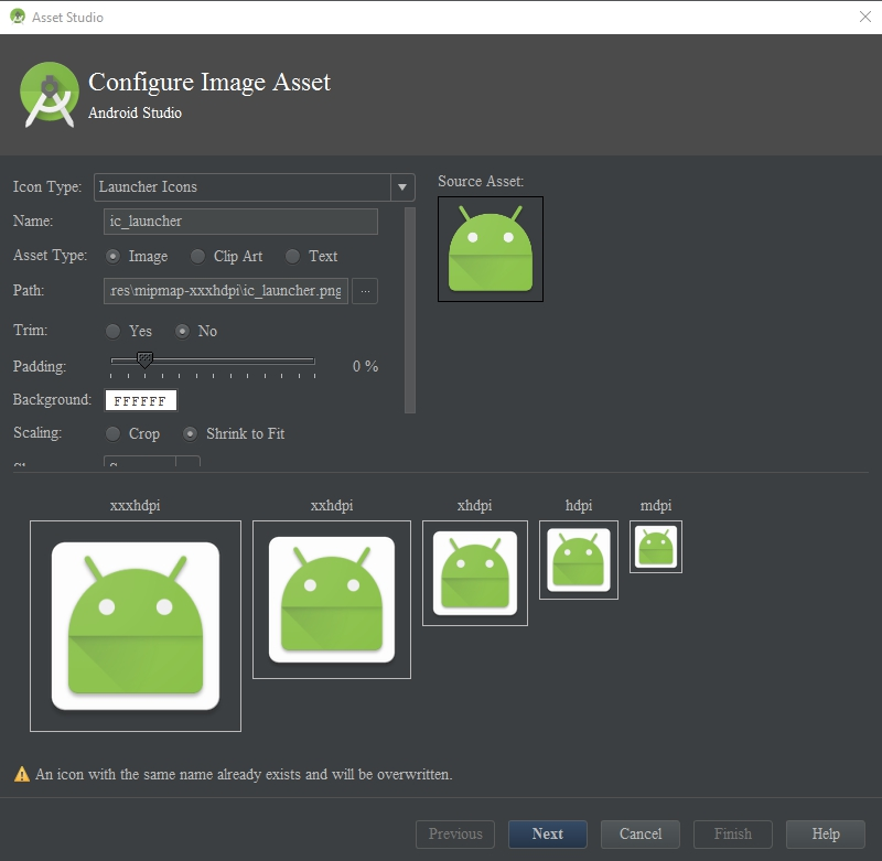 how to add a splash screen app inventor 2