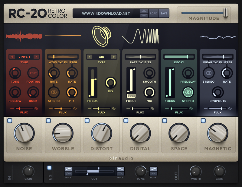RC-20 Retro Color v1.0.5 Full version