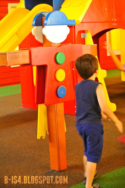 Duplo Valley, Toddler Indoor Play Area