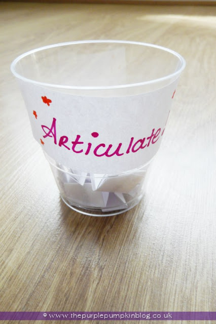Wedding Articulate - Games for Bridal Shower or Hen Party / Bachelorette Party at The Purple Pumpkin Blog