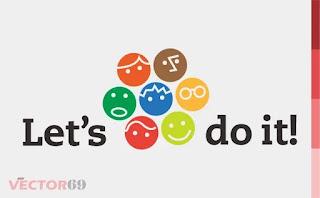Logo Let's do it! - Download Vector File PDF (Portable Document Format)