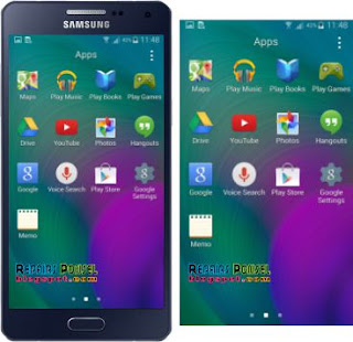 Cara Screenshot Samsung Galaxy A5