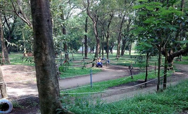 Tempat Wisata Hits Taman Ria Maospati Magetan