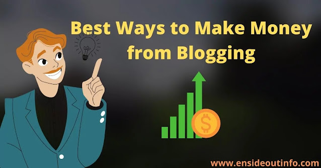 5 Ways to make money from blogging for beginners