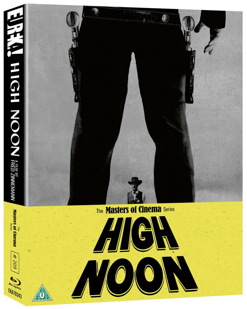 high noon eureka hardbound bluray