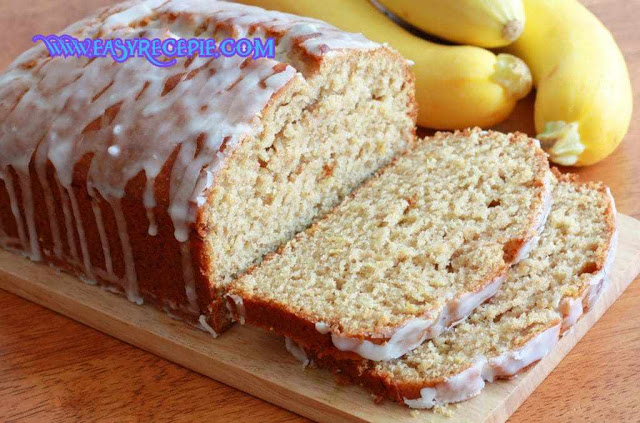 Cheesy and Lemony Zucchini Bread Recipe