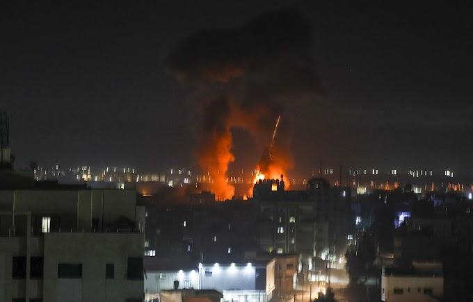 Israel alerta que ataques com balões incendiários de Gaza continuam