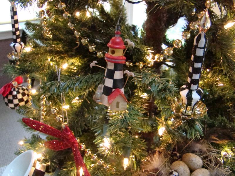 Mackenzie Childs Christmas Ornaments.Mackenzie Childs Christmas Tree In The Sunroom Mountain