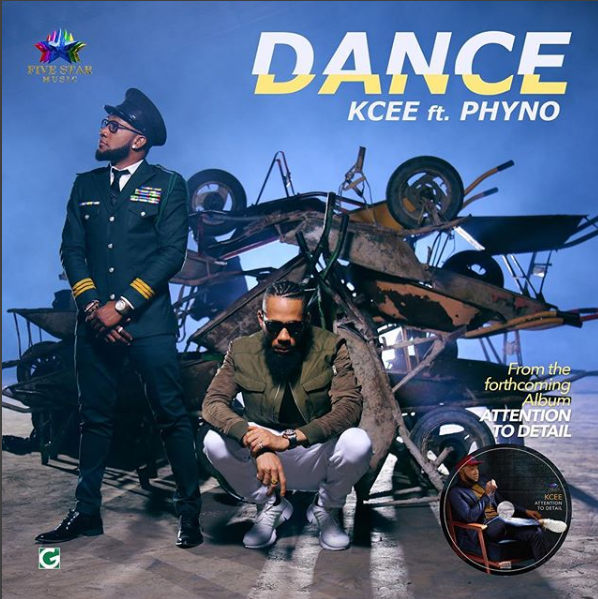 Kcee ft. Phyno – Dance (Prod. by Mystro)