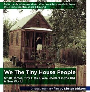 """""""We the Tiny House People"""" (Nosotros la Gente de las Casas Pequeñas)"""