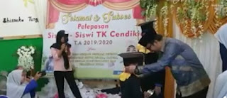 Setelah Pelepasan Siswa TK Cendikia, Wakil Bupati Batu Bara Resmikan Kampung Penghafal Quran