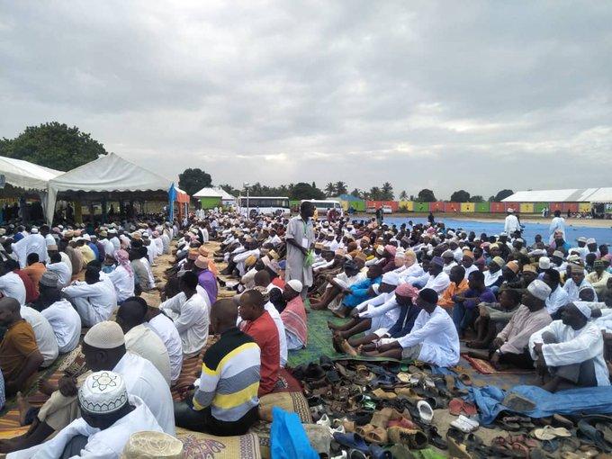 Waislam Washerehekea Eid Al Hajj   Operra24