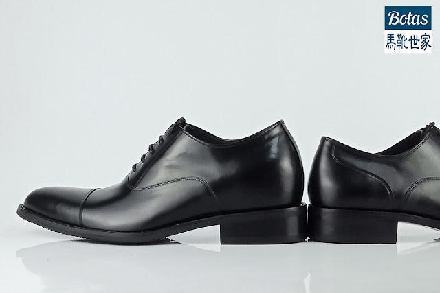 馬靴世家增高皮鞋