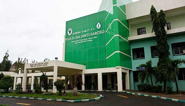 Alamat & Nomor Telepon RSPI Prof. Dr. Sulianti Saroso Jakarta Utara