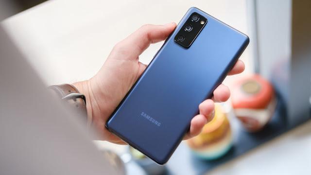 هاتف معدل وجديد من سامسونج 2021 Samsung Galaxy S20 FE اخبار سارة