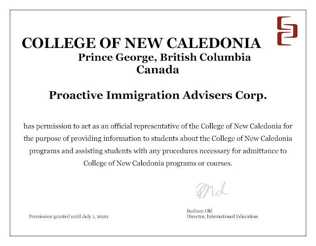 College of New Caledonia - British Columbia