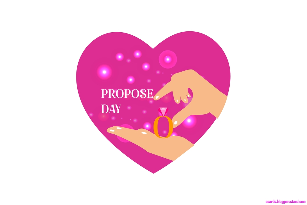 Happy propose day 8th february 2021 greetings messages