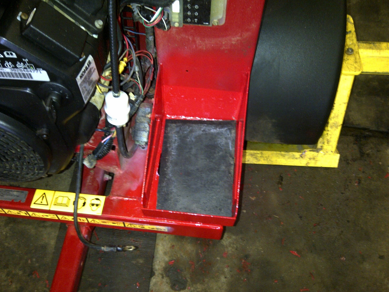 Bobs Shop Gel Battery For My Toro Pro Force Blower Wiring Diagram