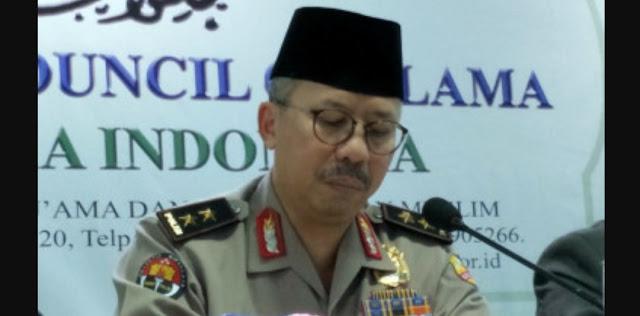 Habib Rizieq Serukan Pasang Bendera Tauhid, Polri: Kita WNI, Pakai Bendera Indonesia