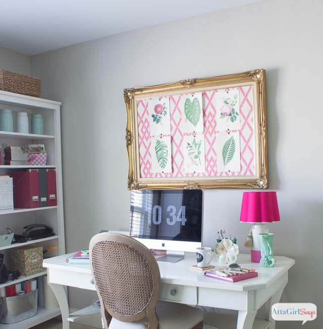 Atta Girl Says Craft Room- How I Found My Style Sundays- From My Front Porch To Yours