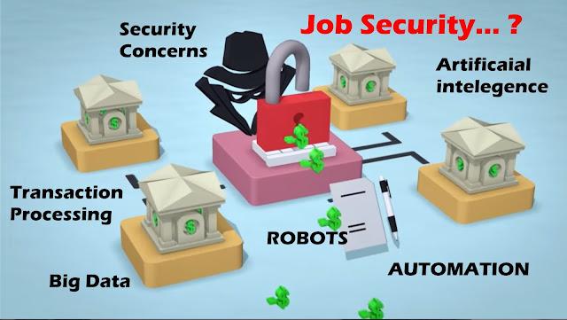 Technological adaptation, Job Security