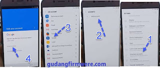 PIN Google Account Samsung Galaxy Note 7