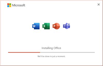 office 365 installing