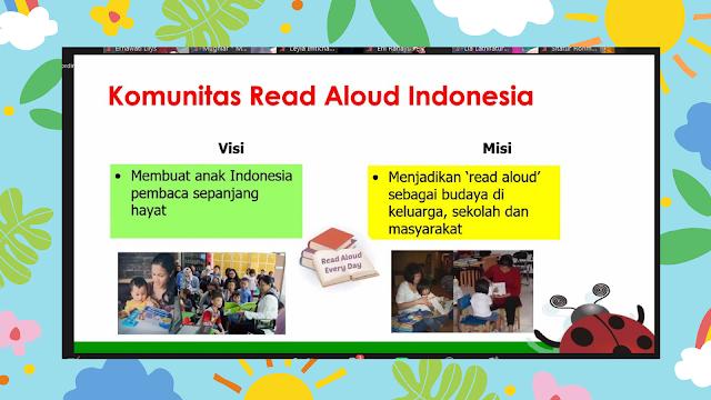 komunitas read aloud