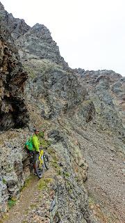 geführte Mountainbike Touren Lasa