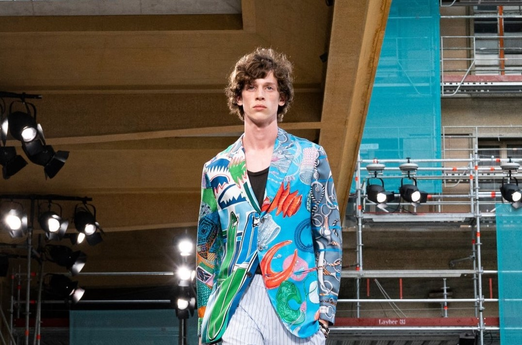 Top Trends Spring Menswear 2020.
