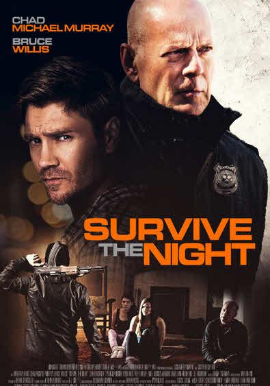 فيلم Survive the Night 2020 مدبلج بالعربية
