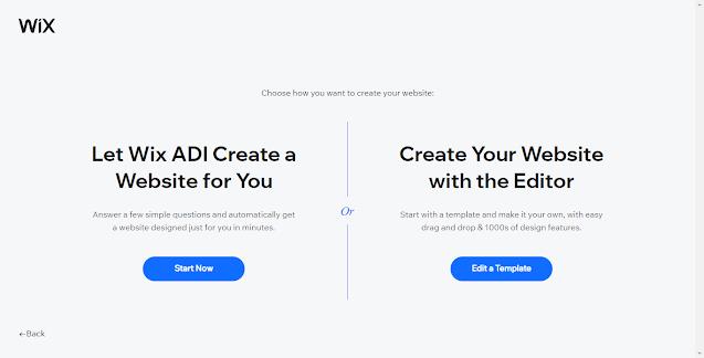 Membuat Toko Online Menggunakan Wix Web Builder