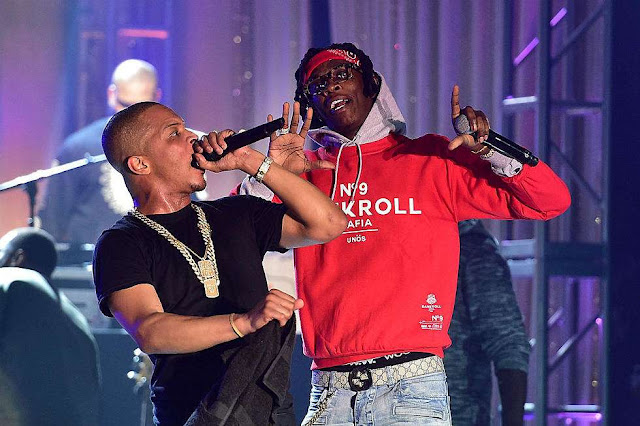 Video: T.I. - The Weekend (Con Young Thug y Swizz Beatz)