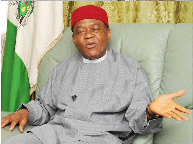 Considerate Theodore Orji, senator for Abia Central says he will quit politics come 2023 to make room for youths to contest