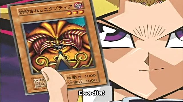 Cara menggunakan Exodia dalam duel