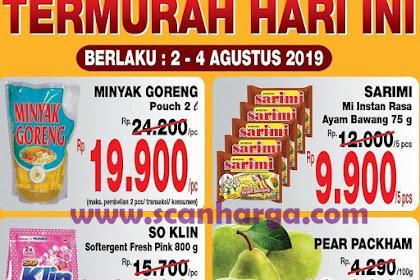 Katalog Promo Robinson Mart Supermarket Terbaru 2 - 4 Agustus 2019