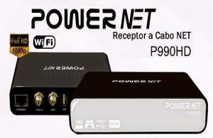 ATUALIZAÇÃO MEGABOX POWER NET P990 HD V26_P POWER-NET-P990-HD-300x195