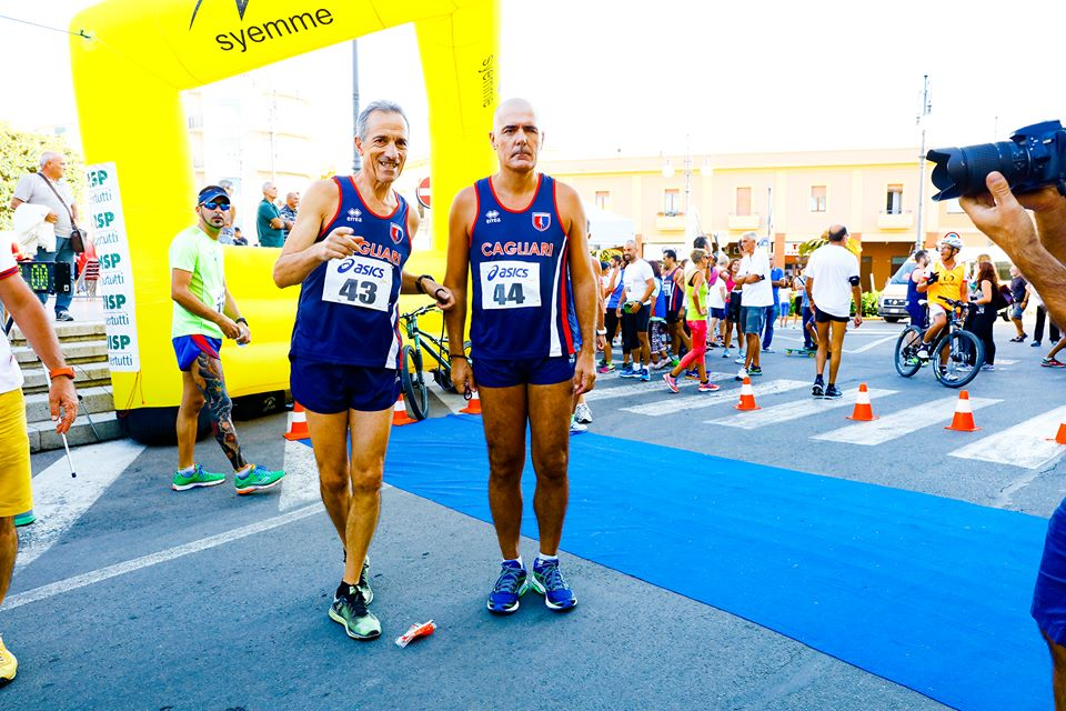 Correre con Antonello Vargiu Quartu SantElena 160916