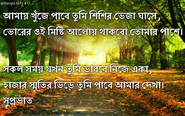 Good Morning Quotes Bengali : Suprobhat wahtsapp messenger text messages quotes part