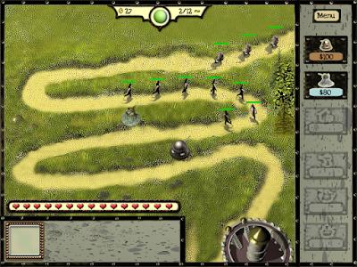 要塞保衛戰塔防(Defense Of The Fortress),好玩的關卡型保衛遊戲!