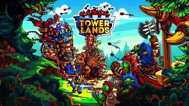 Towerlands V1.6 MOD APK – PARA HİLELİ