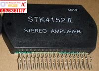 IC STK4152II công suất